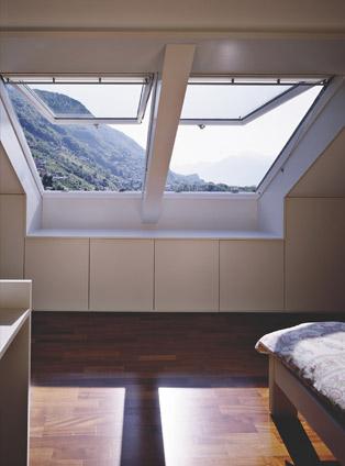 Finestre per tetti e mansarde lucernai rivenditore for Finestre velux gpl