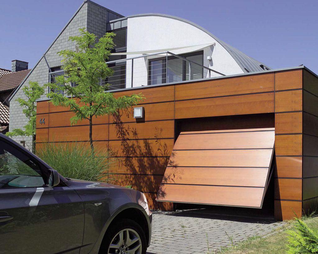 подъемные ворота в гараж которые уходят вверх