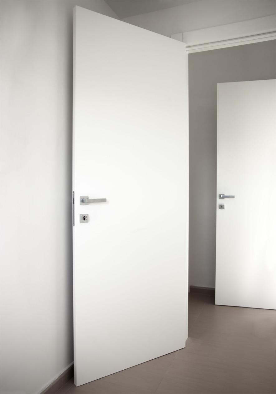 Casa moderna roma italy porte obi - Porte interne obi ...