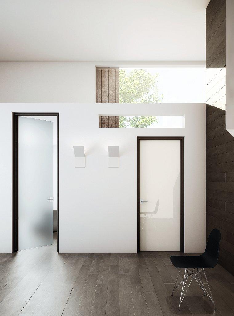 Vendita porte da interno abruzzo pescara chieti vasto - Porte in vetro design ...