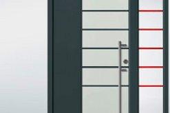 Vendita e assistenza porte da ingresso in Abruzzo - Rivenditore porte blindate Gasperotti in Abruzzo - Porte da esterno in PVC - Porte da ingresso in PVC-alluminio